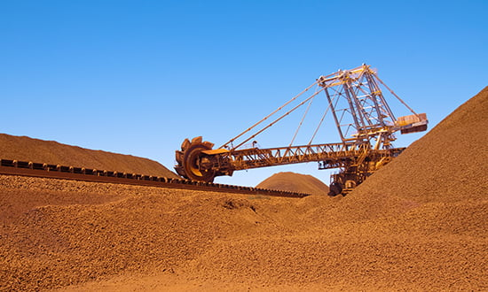 Mining machinery 2