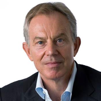 RT Hon Tony Blair